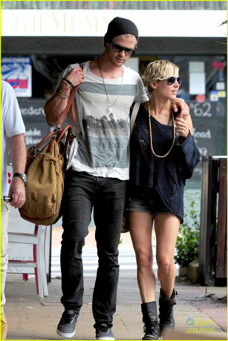 How tall is chris hemsworth celebrity height pinterest for Elsa pataky y chris hemsworth