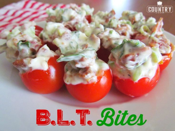 BLT Bites