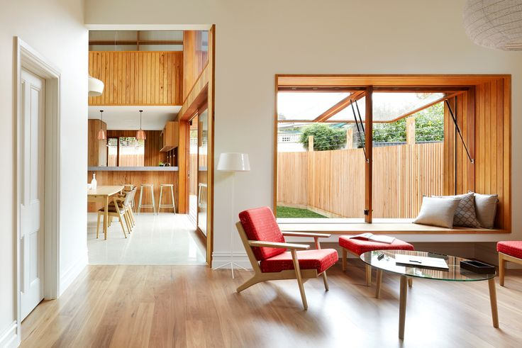 Clifton Hill house by Julie Firkin Architects