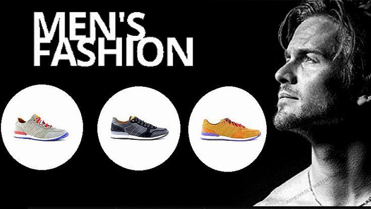Ανδρικά αθλητικά δερμάτινα παπούτσια από τη Napolitana & Varese !
