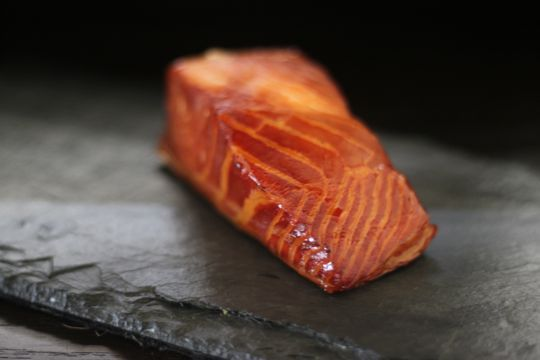 If you love hot smoked salmon but don't own a smoker, then this recipe for hot smoked salmon is for you.