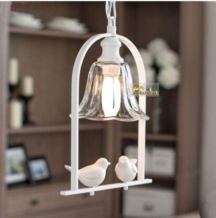 Северные современная люстра прекрасный птица люстры светильник гарантировано 100% + бесплатная доставка