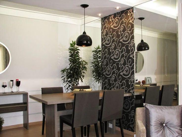 Mesas encostadas em paredes e bancadas - otimize o espaço de sua casa!