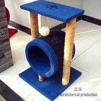 mainan,garukan,cakaran kucing/cat scratcher/cat tree/cat condo