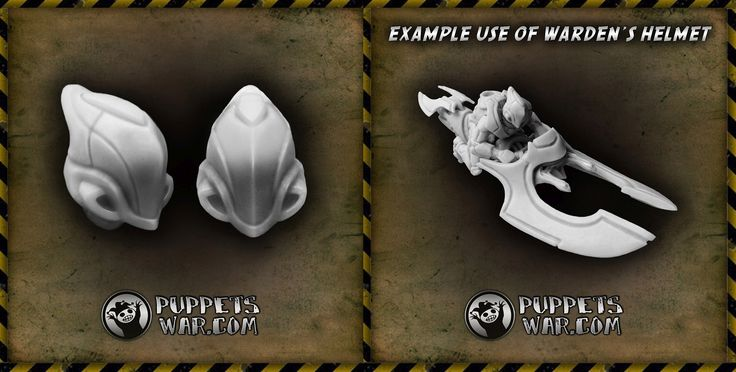 Do You remember that for the rest of December our sets of heads and helmets are 20% off? You can buy cheaper such Warden Helmets for example. https://puppetswar.eu/product.php?id_product=739