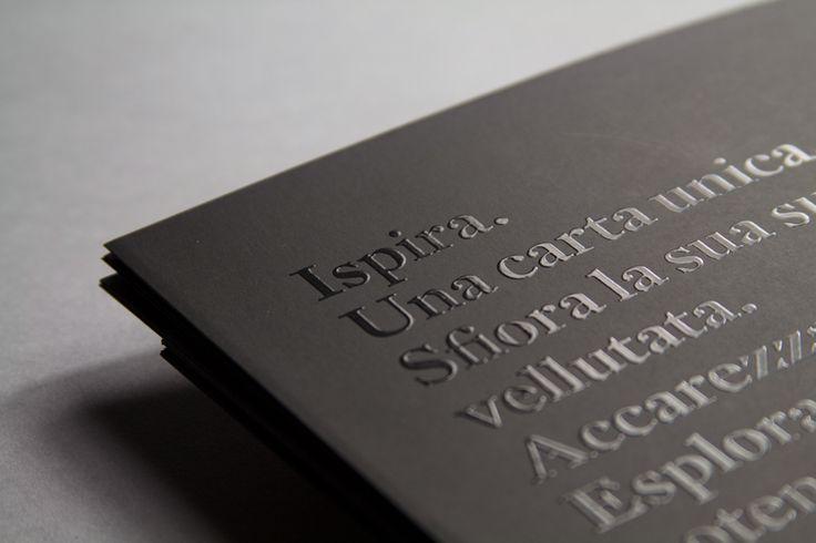 Fedrigoni — Ispira Visual Book | Happycentro