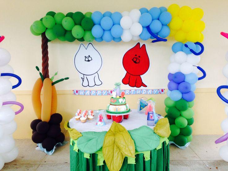 Mio Mao Birthday Cake