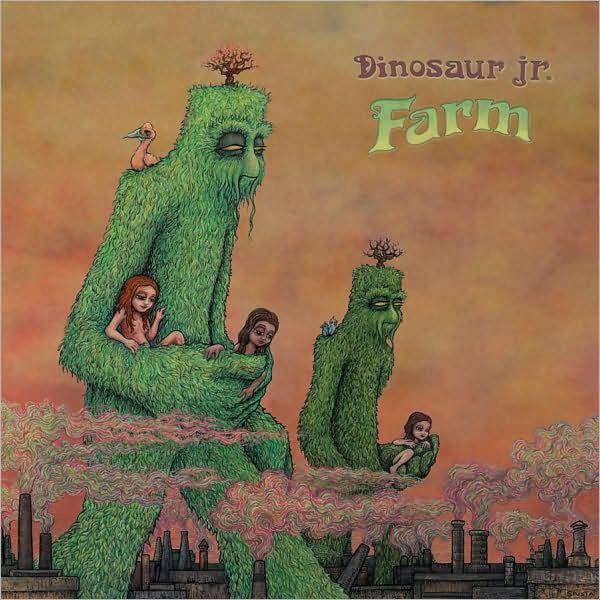 Dinosaur Jr Farm Vinyl Dinosaur Jr Album Art Cool Album Covers