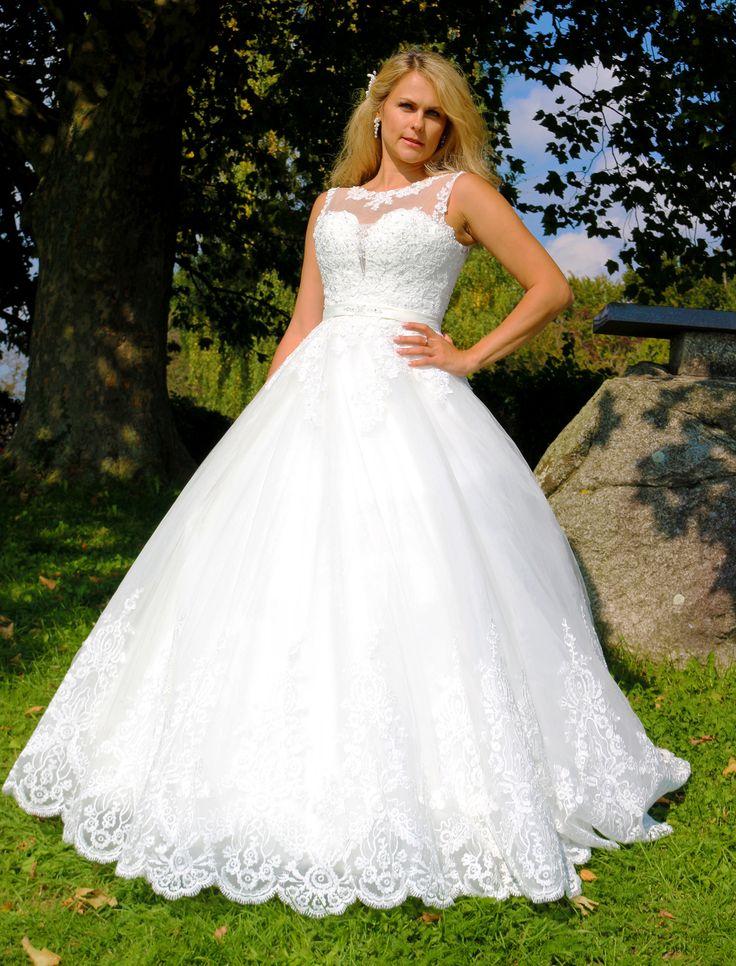 Luxus Brautkleid Hochzeitskleid NEU Braut Spitze Brautkleider Maßanfertigung