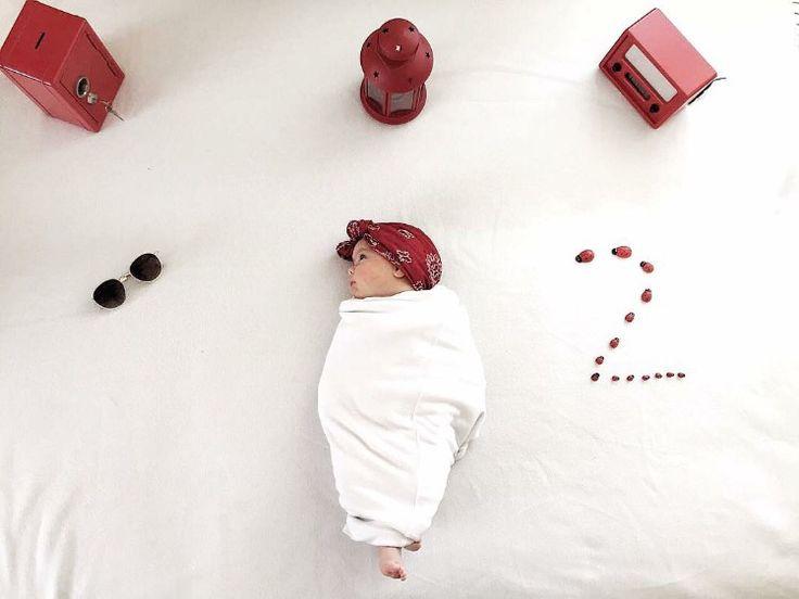 Bebeğim 2 aylık