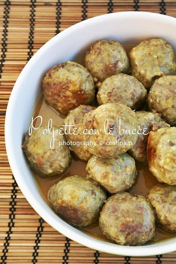 La zucca capricciosa: Polpette con le bucce di lenticchia al curry