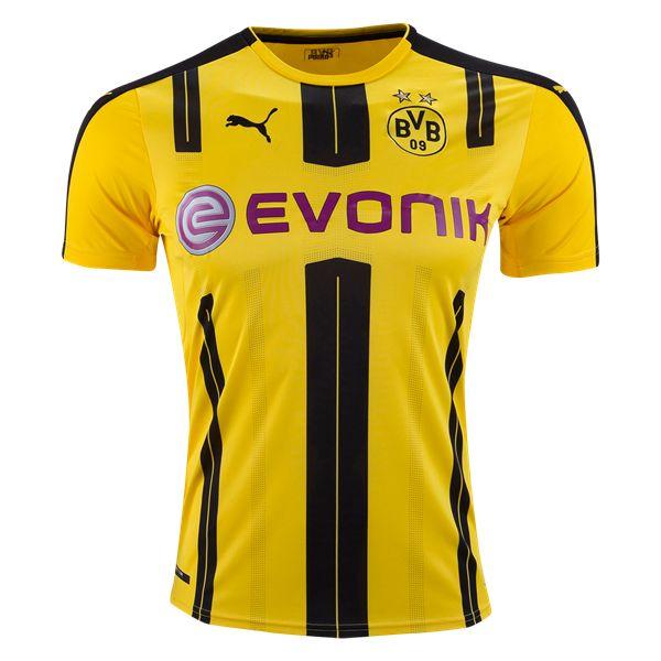 PUMA Borussia Dortmund Home Jersey 16/17