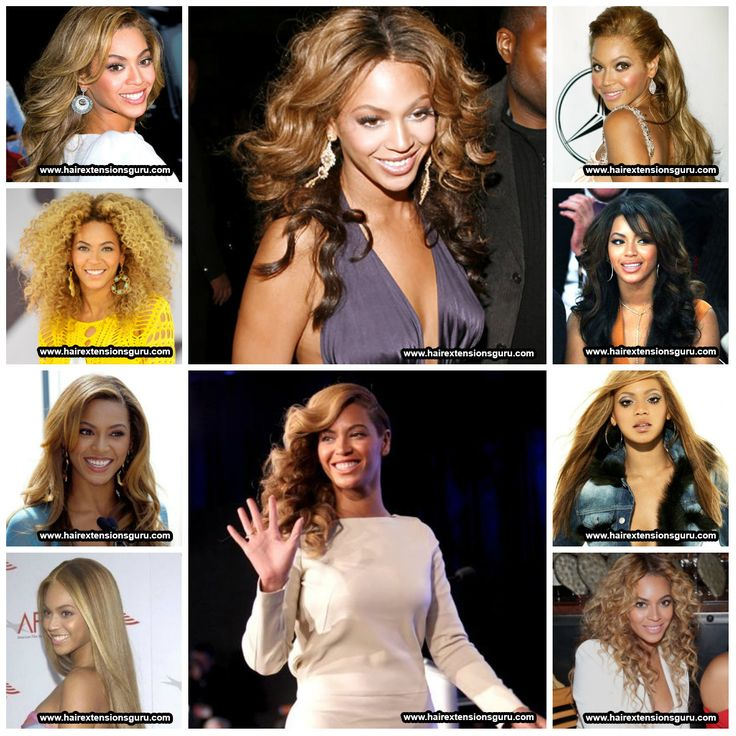 Beyonces Best Hair Moments1