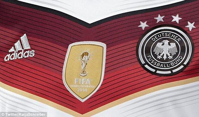 New Germany kit with four stars above badge sells out within 12 hours