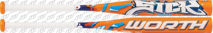 Worth Sick ™ 454 ™ FPSK12 -12 Fastpitch Softball Bat