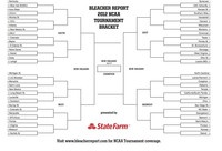 Printable NCAA Bracket 2012