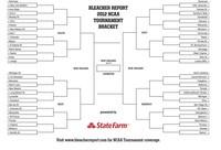 Printable NCAA Bracket 2012