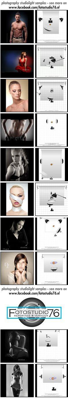 Photography tips   Photography lighting setups.   Studio photo light