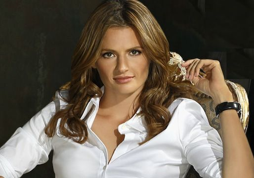 """""""Castle"""" Star Stana Katic Is Married! - http://fandemoniumnetwork.com/castle-star-stana-katic-married/"""