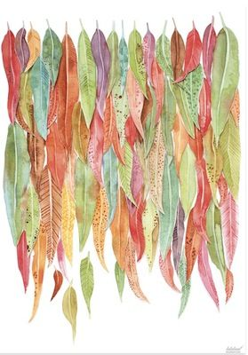 Australian Flora Lauren Merrick (33-0050)