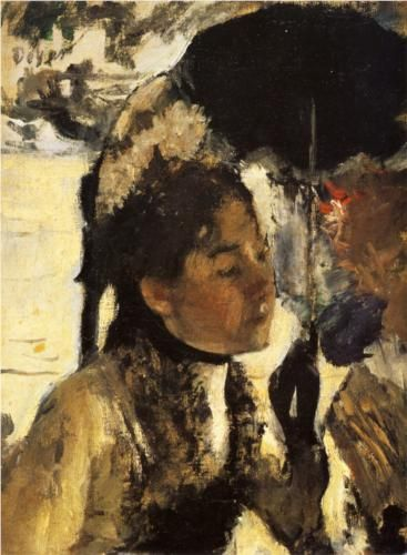 Edgar Degas - 1877