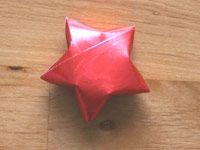 Basteln macht Spass! Origami Faltanleitung