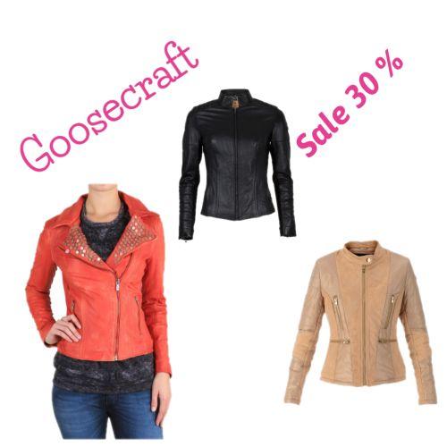 Goosecraft Sale @ www.Stylies.nl -30%