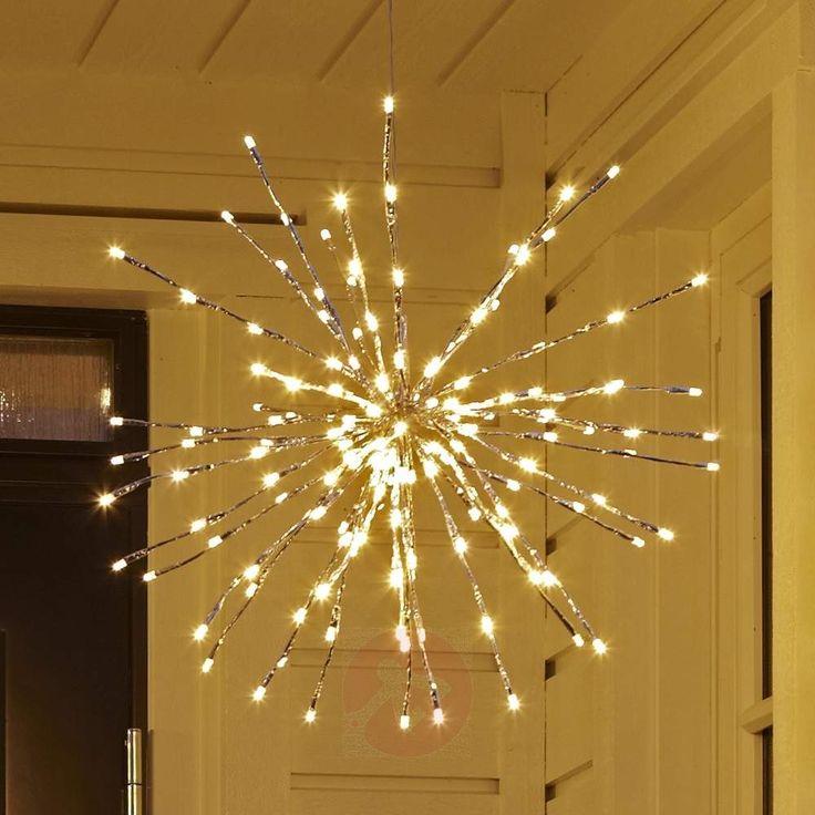 Som et stjerneskudd LED-dekorlampen HYDRA-6507265X-30