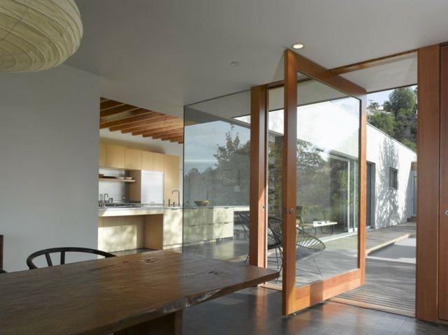les 25 meilleures id es concernant portes pivotantes sur. Black Bedroom Furniture Sets. Home Design Ideas