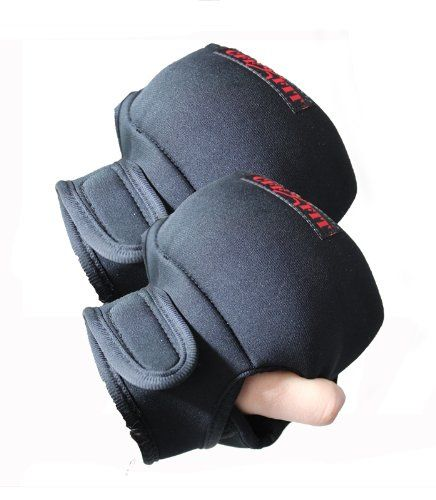TOPSELLER! CFF 8 lb - Weighted Gloves - 4 lbs Per Hand; Turbo Jam,, Boxing, MMA $29.95