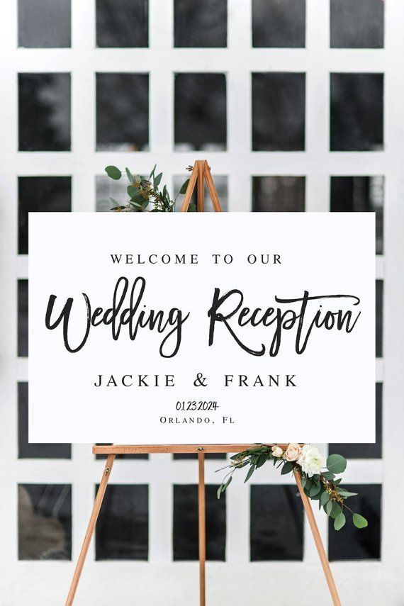 Moderne Hochzeitsempfang Willkommensschild Vorlage Druckbare Empfang Zeichenvorlage Hochzeit Willkommen Willkommensschild Hochzeitsempfang Empfang