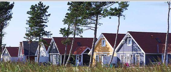 Lalandia beliggende ved Rødbyhavn