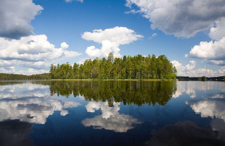 Salamajärvi National Park, Finland