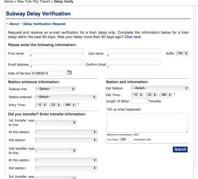 Printable Sample Rental Verification Form Form