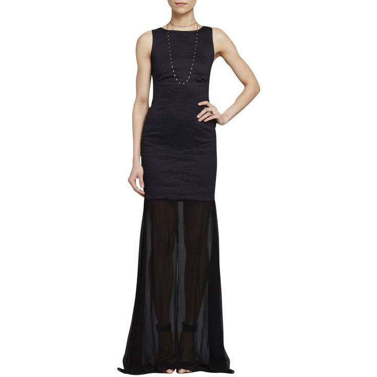 Artelier Nicole Miller Womens Metallic Cut-Out Evening Dress