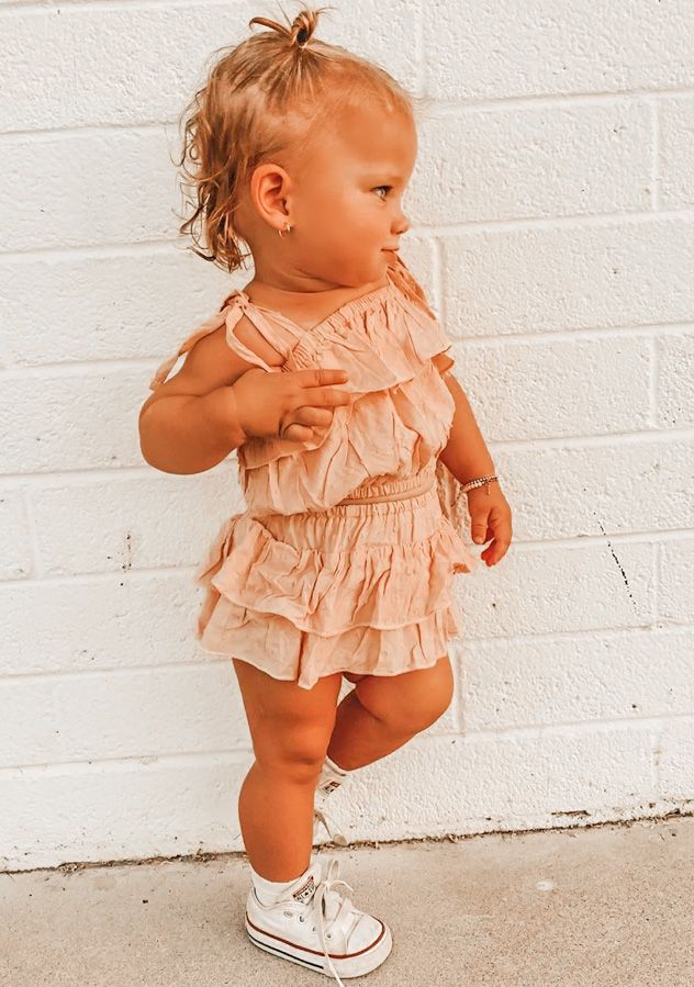 Cute Baby Girl Outfits Clothes Kids