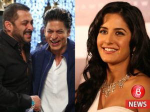 Surprise Surprise! Salman-Katrina to make a guest appearance in SRK and Aanand L Rais film