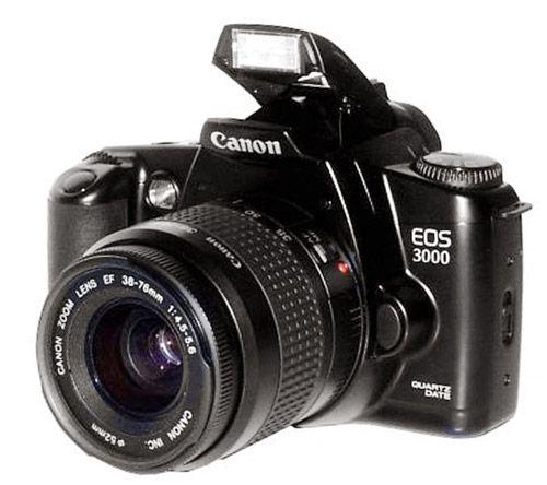 Canon EOS 3000 - artykuł opublikowany wFoto-Kurierze 6/1999 - Foto-Kurier…
