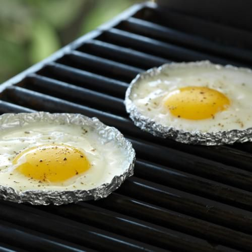 Camping breakfast just got easier!