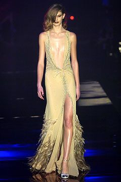 mode shop online m  nner Julien Macdonald Autumn Winter 2004 5 Ready To Wear