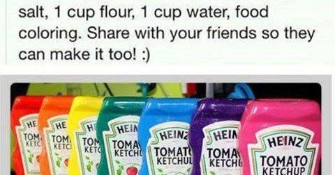 Great Idea......I have no idea who designed this pic - great way to spend quality time with your kids. They can make their own paints t...