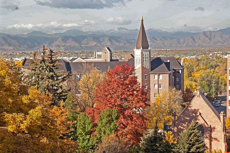 University of Denver  University of Denver En su carácter de universidad más antigua de la región de las montañas Rocosas, la University of Denver (DU) -   EEUU