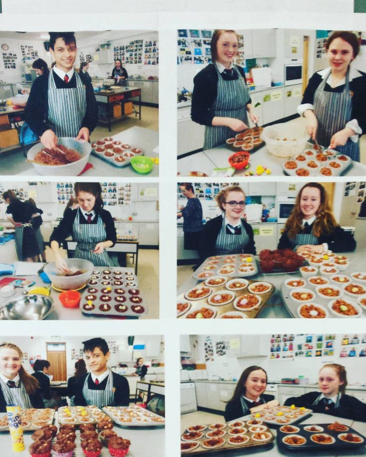 The High School Dublin - Home Economics ♡