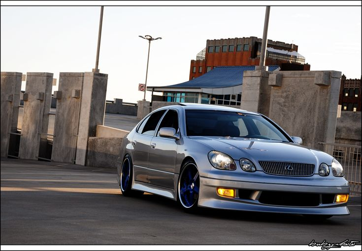 Very Clean Lexus GS300 / GS400 (by *THood84 on deviantART )