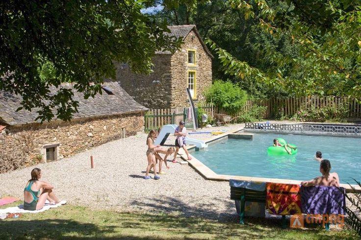 Domaine les Clots, Mirandol-Bourgnounac, Frankrijk - alle campings in Frankrijk