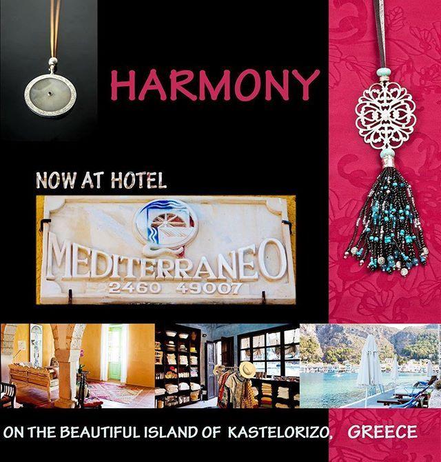 While you are traveling, HARMONY can be purchased at MEDITERRANEO KASTELORIZO- MEGISTI 22460 49007, GREECE  Don't hesitate to contact us at harmonynecklaces@gmail.com Worldwide commercial.  #nashville #mediterraneo #greece  #handmadejewelry #saigon #vietnam #travel #inspiration #wanderlust #fashiondesigner #fashion #traveling #ladiesfashion #like4like #followforfollow #jewelrydesigner #landscape #diy #handmade #handmadeaccessories #uniquejewelry #instagood #instadaily #womenpower…