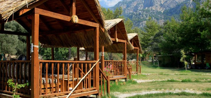 Sea Valley Bungalows | Kabak Camping | Kabak Beach