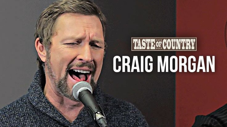 Craig Morgan Sings 'Wake Up Lovin' You'