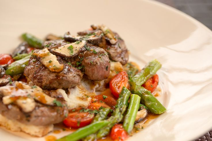 You don't have to sacrifice that succulent flavor! -Grilled Steak Medallions