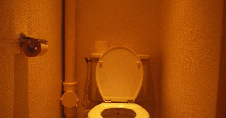 Cómo pintar asientos de madera para inodoro. Los asientos de madera pintada para inodoros no sólo son convenientes, sino también decorativos. Cuando elijes un asiento para inodoro no tradicional, la madera puede ocupar el lugar del plástico. Esta opción ofrece la oportunidad de pintar este artefacto para que combine con el resto de la decoración. Si cambias la decoración en el baño, también ...